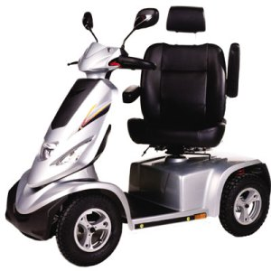 Days Strider ST6 luxury mobility scooter